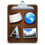 Clips clipboard management utility icon