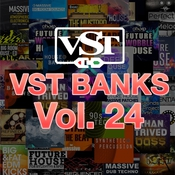 Latest vst banks vol 24 logo icon