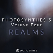 Jeremiah pena photosynthesis vol 4 realms logo icon
