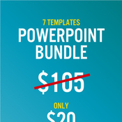Powerpoint mega bundle templates 12329068 icon