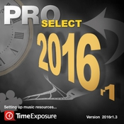 Proselect timeexposure pro 2016 logo icon
