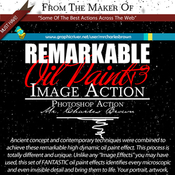 Remarkable oil paint image action 3 central 10794129 icon