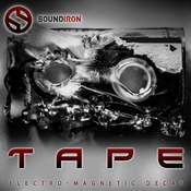 Soundiron tape logo icon