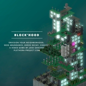 Blockhood logo icon