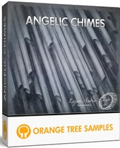 Orange tree samples angelic chimes kontakt boxshot icon
