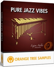 Orange tree samples pure jazz vibes boxshot icon