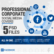 Social media covers kit 12586324 icon
