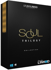 Studiolinkedvst soul trilogy collection boxshot icon
