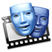 Morph age image morphing icon