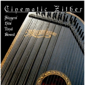 Sampletraxx cinematic zither icon