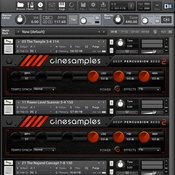 Cinesamples deep percussion beds 2 icon
