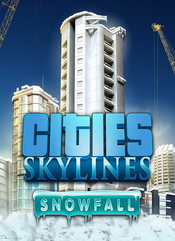 Cities skylines snowfall game icon