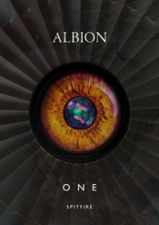 Spitfire audio albion one flatboxshot icon