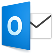 Microsoft outlook 2016 icon