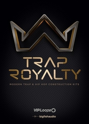 Vip loops trap royalty icon