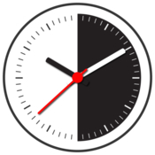World clock app softmatic icon