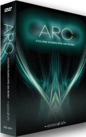 Zero g arc evolving soundscapes and drones icon