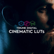Triune digital cinematic luts icon