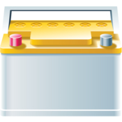 Watts recalibration tool for laptop batteries icon