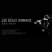 Aria sounds lss solo strings solo violin kontakt icon
