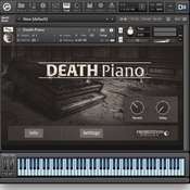 Production voices death piano kontakt icon