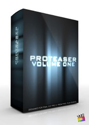 ProTeaser Volume 1 for fcpx