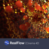 Realflow cinema 4d icon