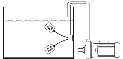 Water Tank Float Switches Wiring Diagram