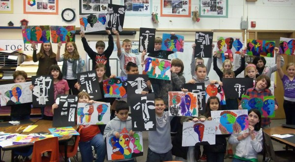 Artist-in-residence Mcminnville Education Foundation