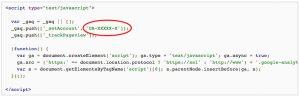 Google Analytics Setup MAC5