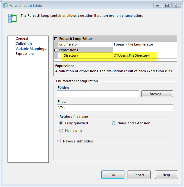 Deleting Files using File System Task in SSIS – Raymund Macaalay's