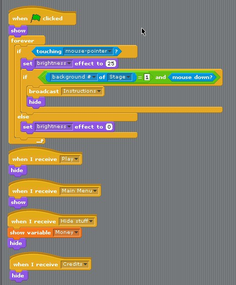 Scratch – A programming language that you can let your kids