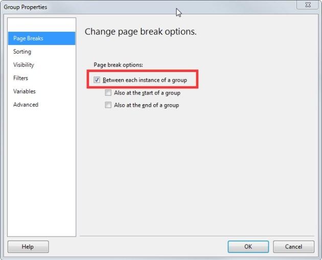 03 Page Break