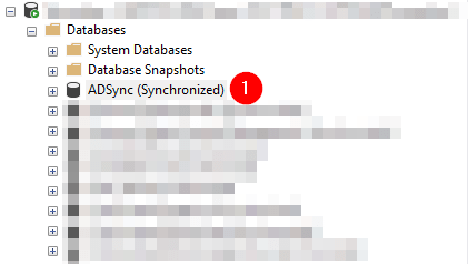 Migrate AAD Connect Database to New SQL Database – Raymund