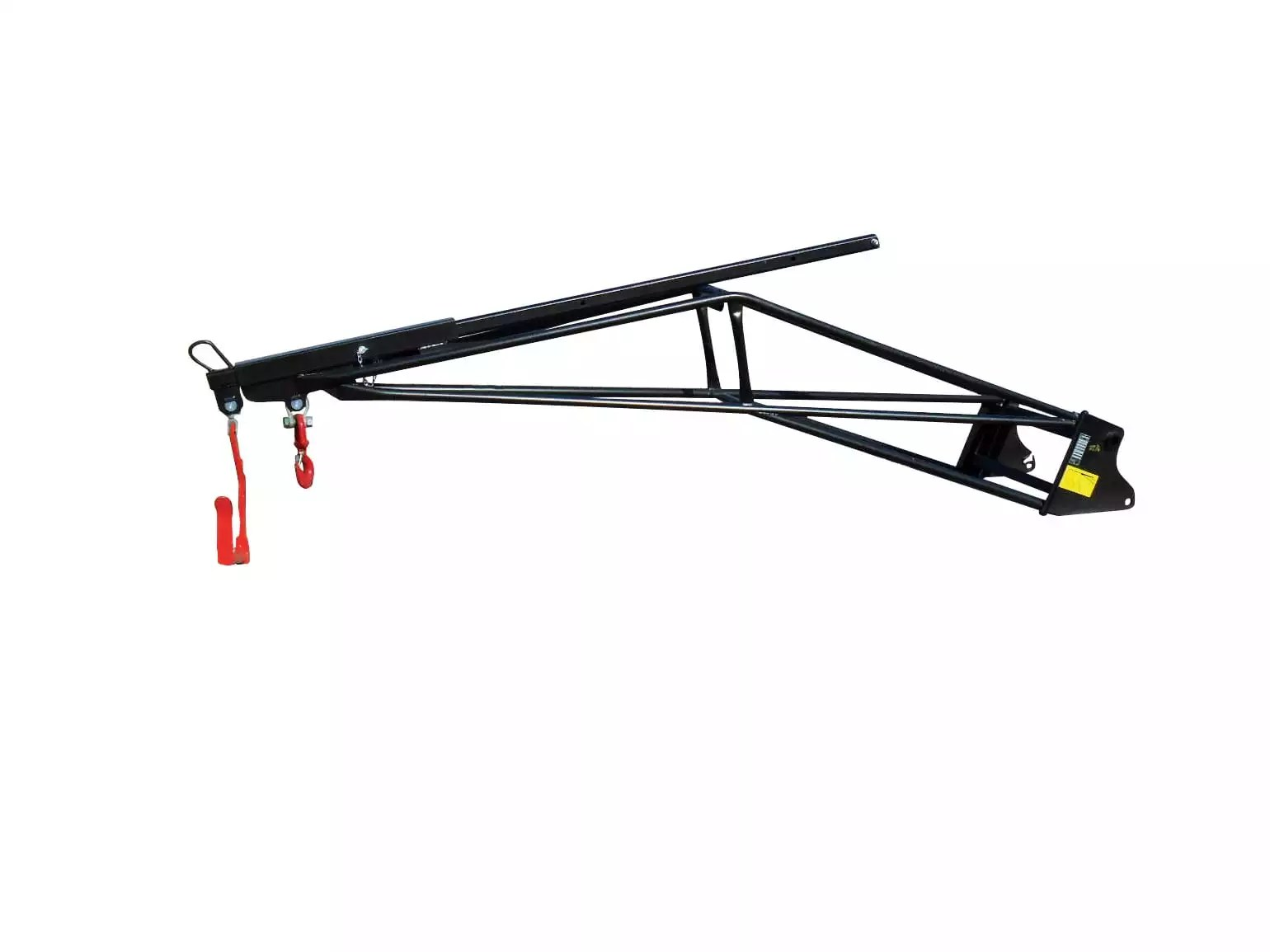 Extendable Jib for Manitou from Macadam Equipment Ireland