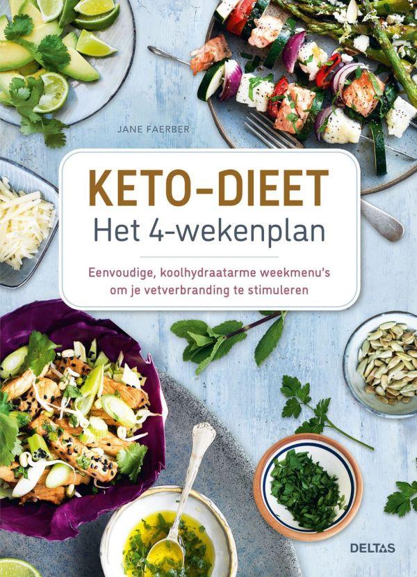 Keto-dieet Het 4-weken plan - Deltas