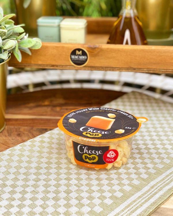 Cheese Pop - Cheddar (3 x 65g)
