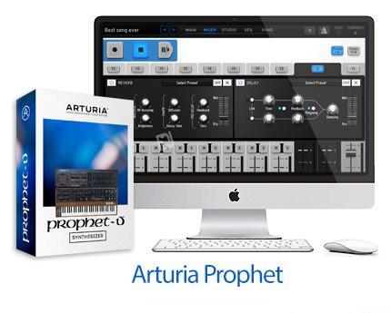Arturia Prophet