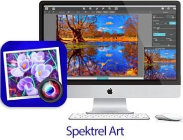 JixiPix Spektrel Art