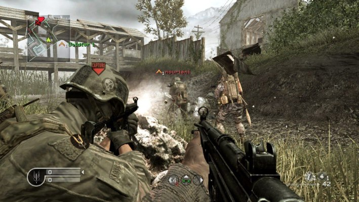 Call of duty Modern Warfare mac