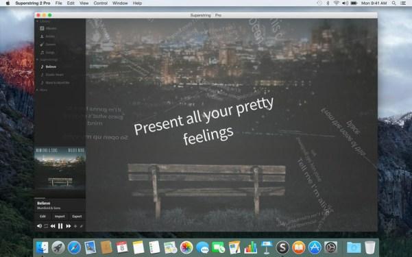 Superstring Pro mac