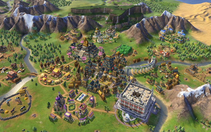 Sid Meier's Civilization VI mac