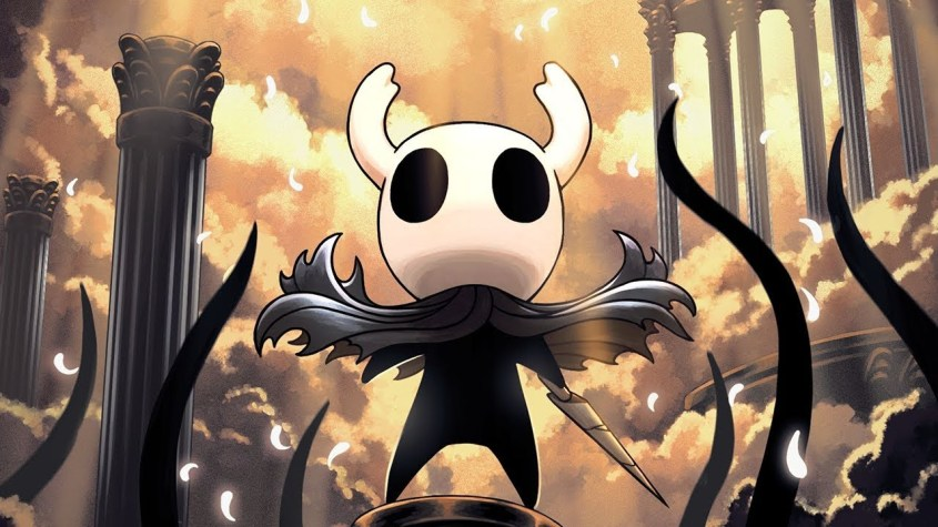 Hollow Knight Godmaster Mac