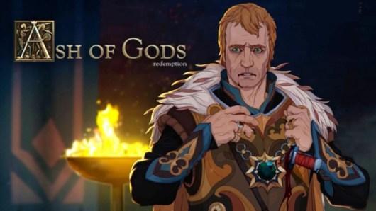 Ash of Gods Redemption