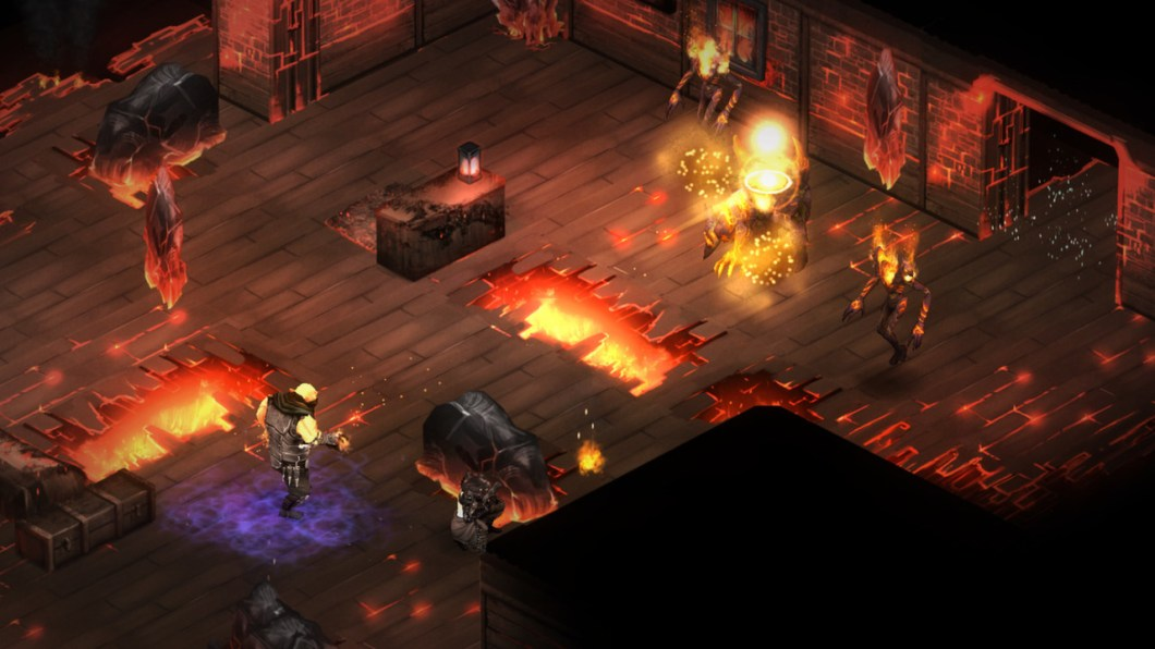 Shadowrun Dragonfall Director's Cut Mac
