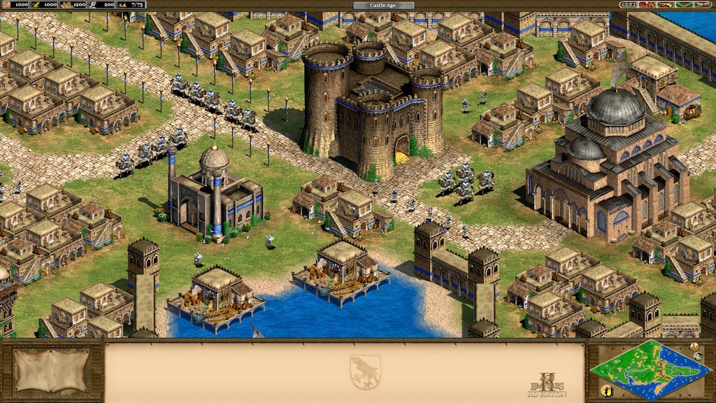 Age of Empires II Mac