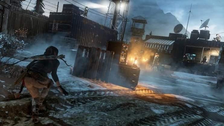Rise Of The Tomb Raider Mac