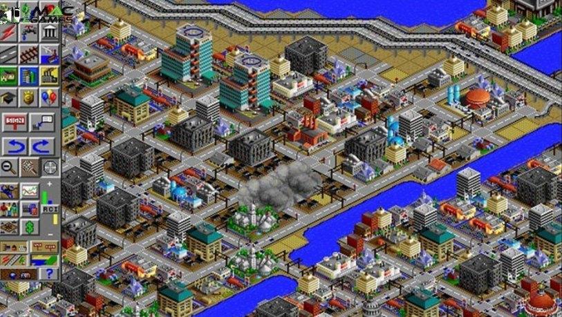 SimCity 2000 Special Edition Mac