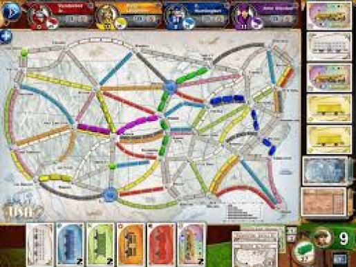 Ticket to Ride Mac