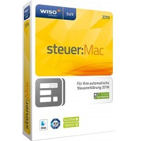 WISO Steuer 2019 v9.0 for Mac